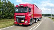 Stassen Mestrecycling & Transport B.V.,  | Trekker + walkingfloor | DAF XF + walkingfloor - 47044100